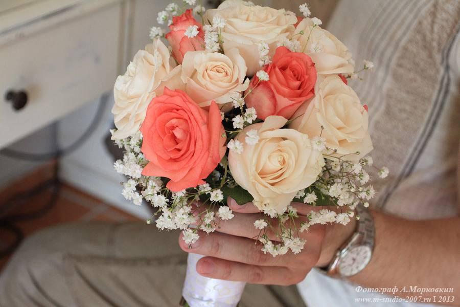Букет невесты своими руками картинки
